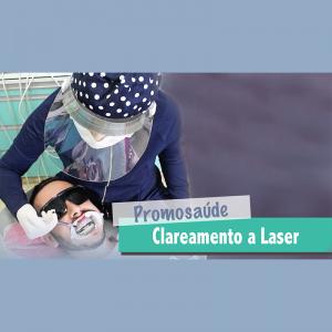 Clareamento a laser | Dra. Evelyn Castro