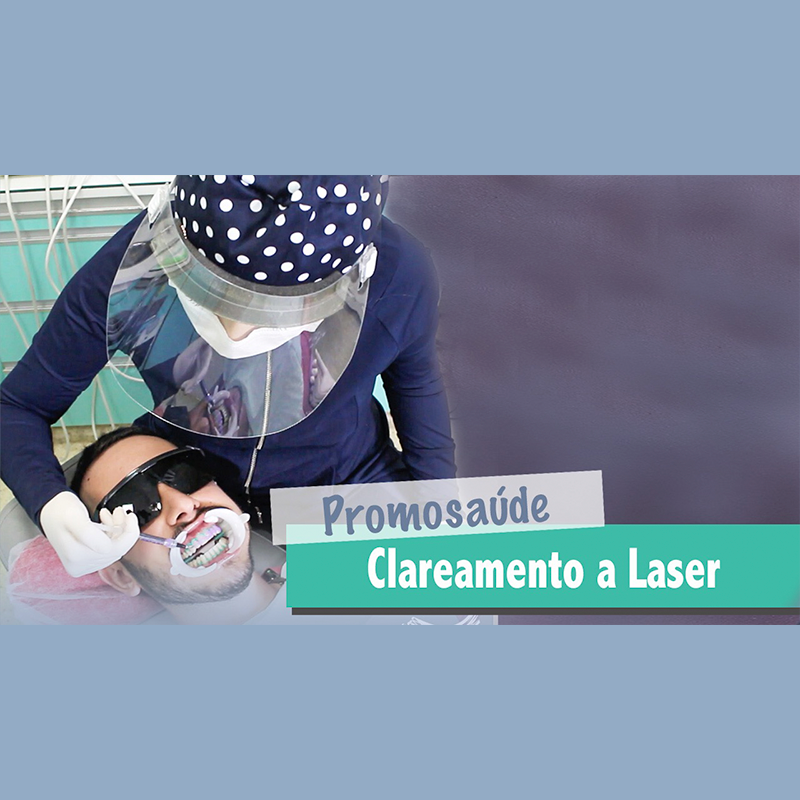Clareamento a laser | Dra. Evelyn Castro