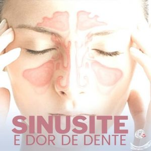 Sinusite e dor de dente